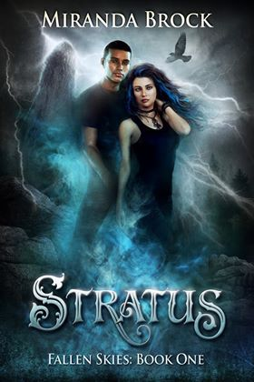 Cover Reveal: Stratus by @Miranda_Brock1 ‏