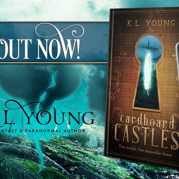 Book Blitz: Cardboard Castles by @KendraLYoung
