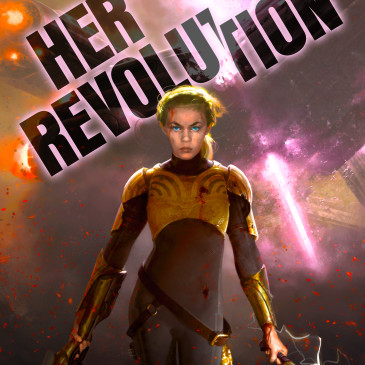 Cover Reveal: Her Revolution by C.S. Hand