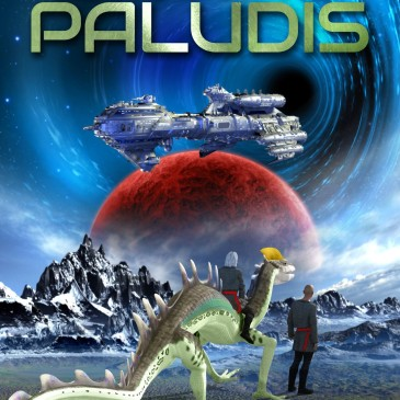 Book Spotlight: Saving Paludis by @CGrahamSciFi