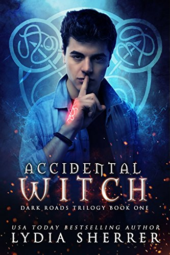 Reveiw: Accidental Witch by @LydiaSherrer