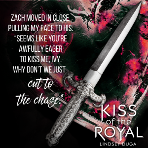 Quote 2: Kiss of the Royal by Lindsey Duga | Tour Organized by YA Bound | www.angeleya.com