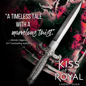 Quote 4: Kiss of the Royal by Lindsey Duga | Tour Organized by YA Bound | www.angeleya.com