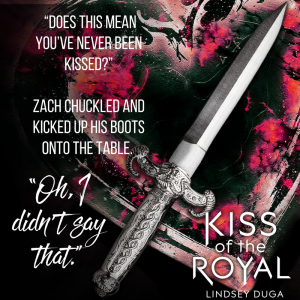 Quote 5: Kiss of the Royal by Lindsey Duga | Tour Organized by YA Bound | www.angeleya.com