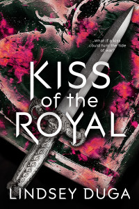 Blog Tour: Kiss of the Royal by Lindsey Duga | Tour Organized by YA Bound | www.angeleya.com