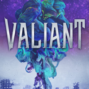 Cover Reveal: Valiant by @merriedestefano @entangledteen