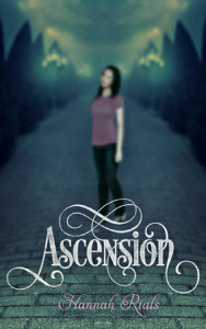 Ascension by Hannah Rials | Blog Tour organized by YA Bound | www.angeleya.com