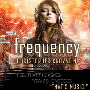 Teaser 1: Frequency by Christopher Krovatin | Tour organized by YA Bound | www.angeleya.com