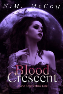 Blood Crescent by Stevie McCoy | Tour organized by YA Bound | www.angeleya.com