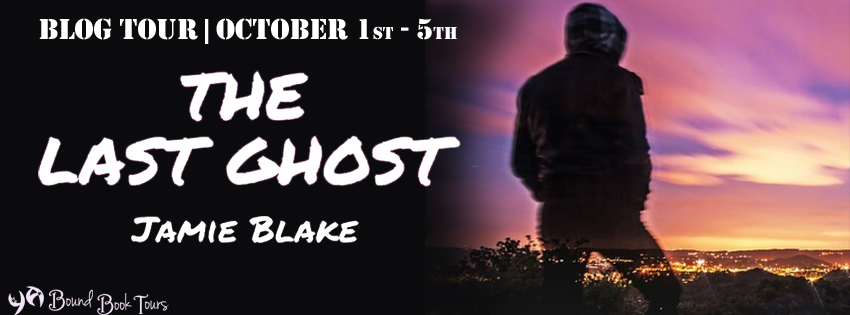 Blog Tour: The Last Ghost by Jamie Blake | Tour organized by YA Bound| www.angeleya.com