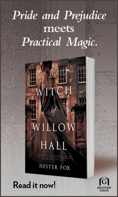 Blog Tour: The Witch of Willow Hall by @HesterBFox
