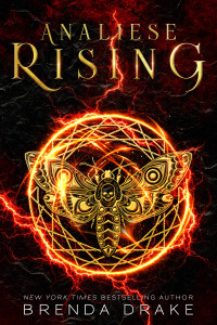 Analiese Rising by Brenda Drake | Tour organized by YA Bound | www.angeleya.com