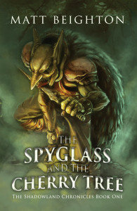 The Spyglass and the Cherry Tree by Matt Beighton | Tour organized by YA Bound | www.angeleya.com