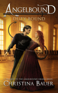 Duty Bound by Christina Bauer | Tour organized by YA Bound | www.angeleya.com