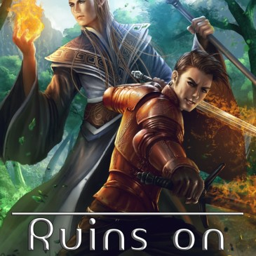 Blog Tour: Ruins on a Stone Hill by @FP_Spirit