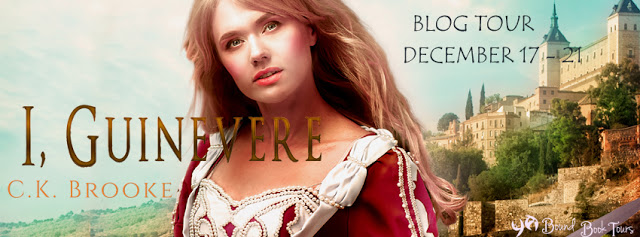 I Guinevere by CK Brooke | Tour organized by YA Bound | www.angeleya.com