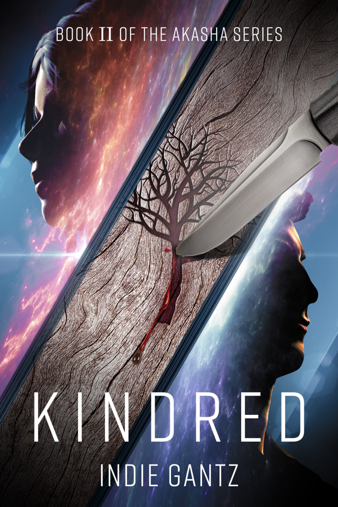 Cover Reveal: Kindred by Indie Gantz | Tour organized by YA Bound | www.angeleya.com