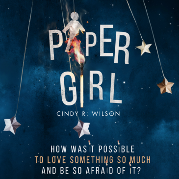 Blog Tour: Paper Girl by @CindyRWilson @EntangledTeen