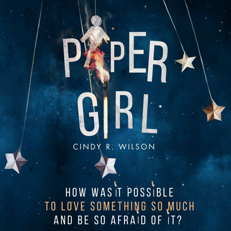 PG2: Paper Girl by Cindy R. Wilson | Tour organized by YA Bound | www.angeleya.com