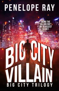 Big City Villain by Penelope Ray | Tour organized by YA Bound | www.angeleya.com