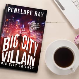 Blog Tour: Big City Villain by Penelope Ray