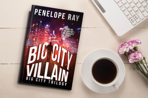 Beauty shot: Big City Villain by Penelope Ray | Tour organized by YA Bound | www.angeleya.com