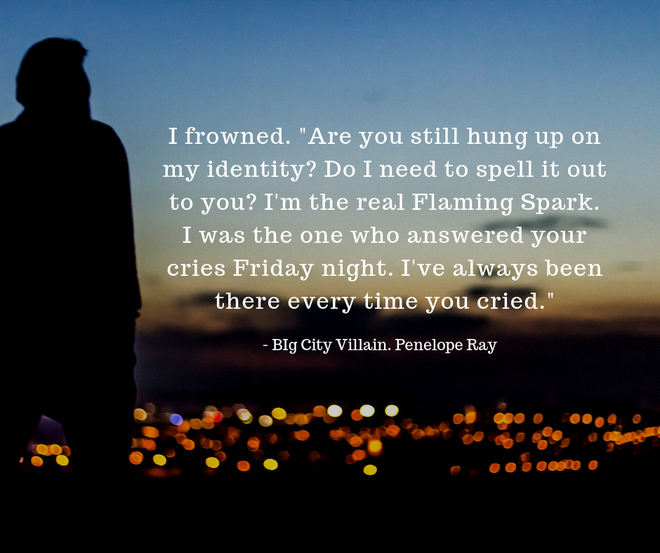 Quote 1: Big City Villain by Penelope Ray | Tour organized by YA Bound | www.angeleya.com