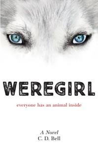 Weregirl by C.D. Bell