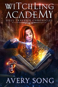 Witchling Academy by Avery Song | www.angeleya.com