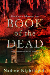 Book of the Dead by Nadine Nightingale | Tour organized by XPresso Book Tours | www.angeleya.com