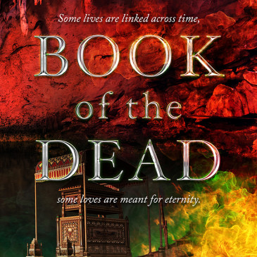 Cover Reveal: Book of the Dead  by @dini_caroline