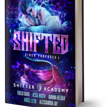 Book Blitz & #Giveaway: Shifted by @ShifterAcademy