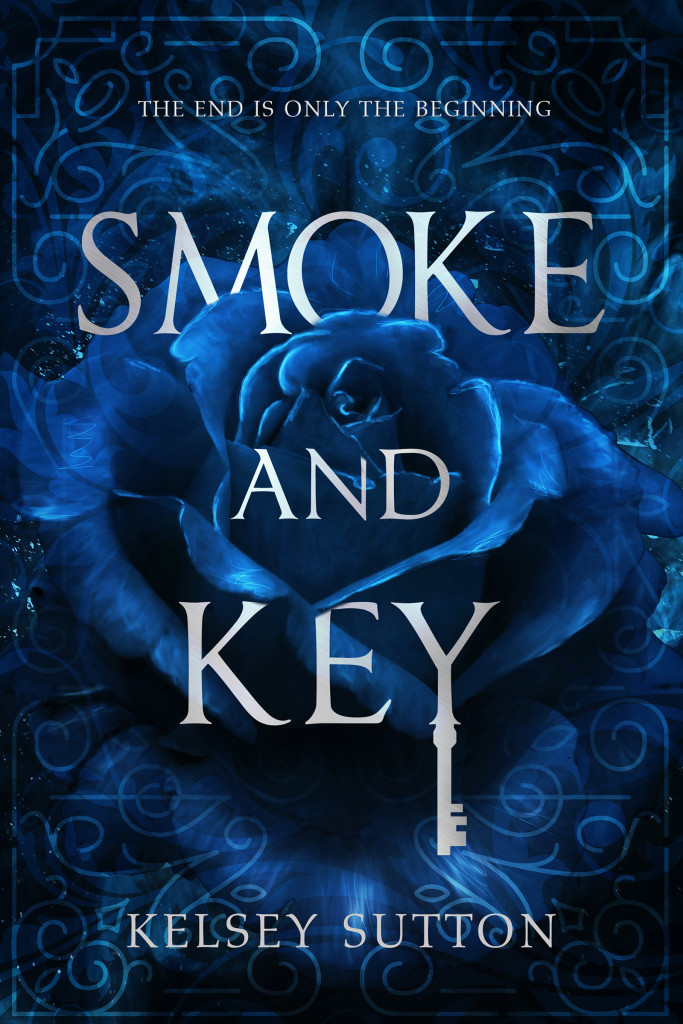 Smoke and Key by Kelsey Sutton | Tour organized by YA Bound | www.angeleya.com