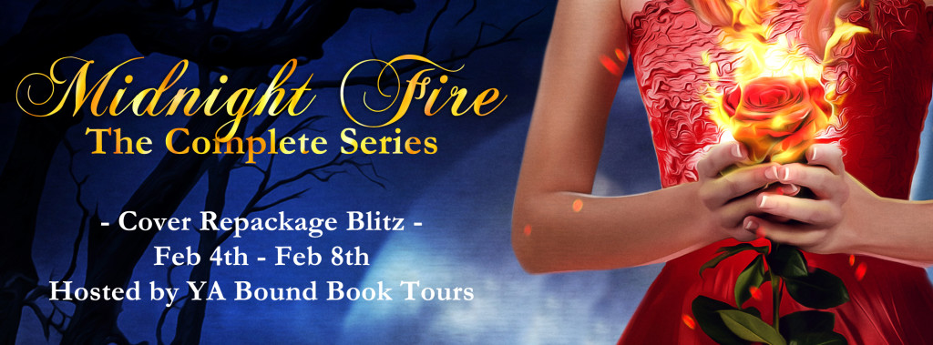 Cover Repackage Blitz: Midnight Fire series by Kaitlyn Davis | Tour organized by YA Bound | www.angeleya.com