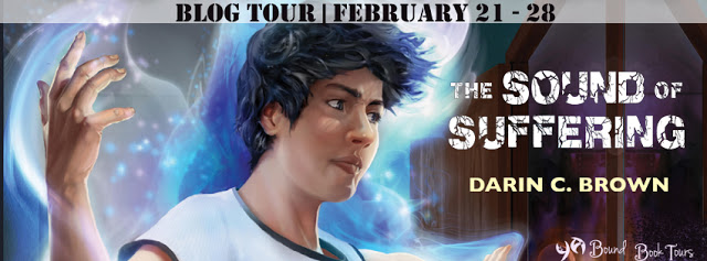 The Sound of Suffering tour banner
