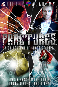 Fractures, a collection of short stories from the Shifter Academy world | www.angeleya.com | www.theshifteracademy.com