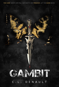 Gambit by C.L. Denault | Tour organized by XPresso Book Tours | www.angeleya.com