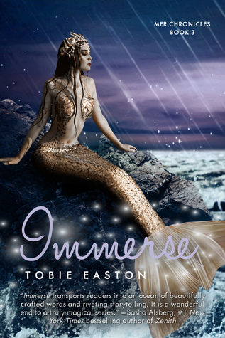 Book Blitz: Immerse by @TobieEaston
