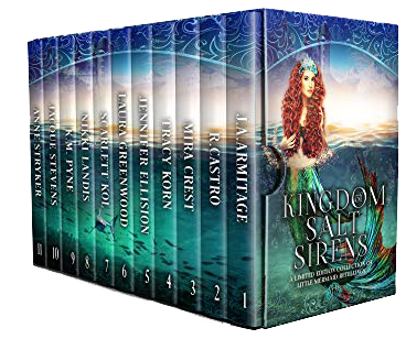 Book Blitz: Kingdom of Salt & Sirens Boxed Set @KingdomofFairytales
