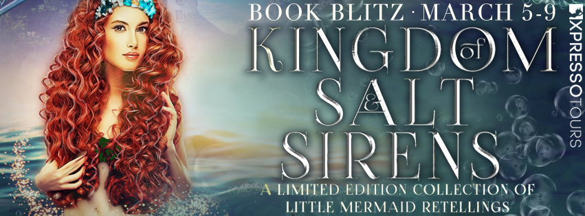 Kingdom of Salt and Sirens Limited Edition Boxed Set | Tours organized by XPresso Book Tours | www.angleya.com