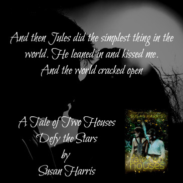 Book Blitz: A Tale of Two Houses by @suzharriswrites