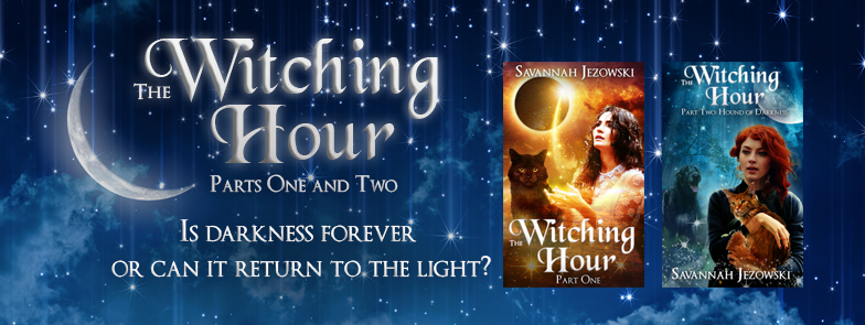 Blog Tour: The Witching Hour by Savannah Jezowski | www.angeleya.com