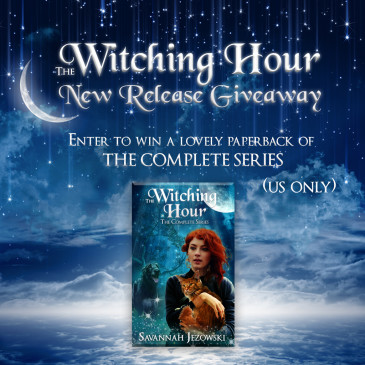 Blog Tour: The Witching Hour by @SavannahJez
