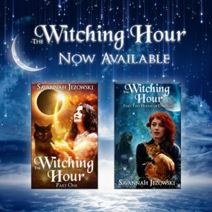 The Witching Hour by Savannah Jezowski | www.angeleya.com