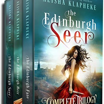 The Edinburgh Seer Boxset by Alisha Klapheke