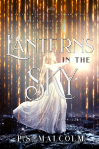 Lanterns in the Sky by P.S. Malcolm | Tour organized by XPresso Blog Tours | www.angeleya.com