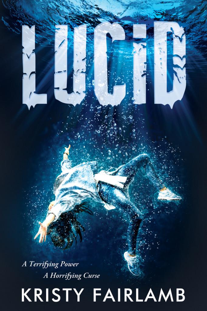 Lucid by Kristy Fairlamb | Tour organized by YA Bound | www.angeleya.com