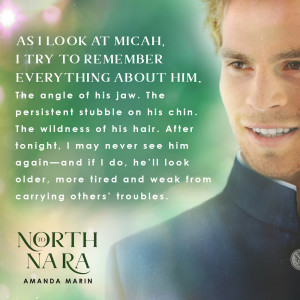 Quote 4: North to Nara by Amanda Marin | Tour organized by XPresso Book Tours | www.angeleya.com