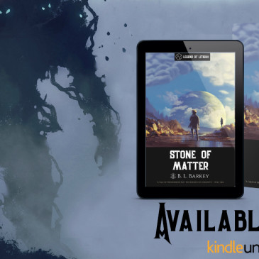 Book Blitz: Stone of Matter by @blbarkeyofficial