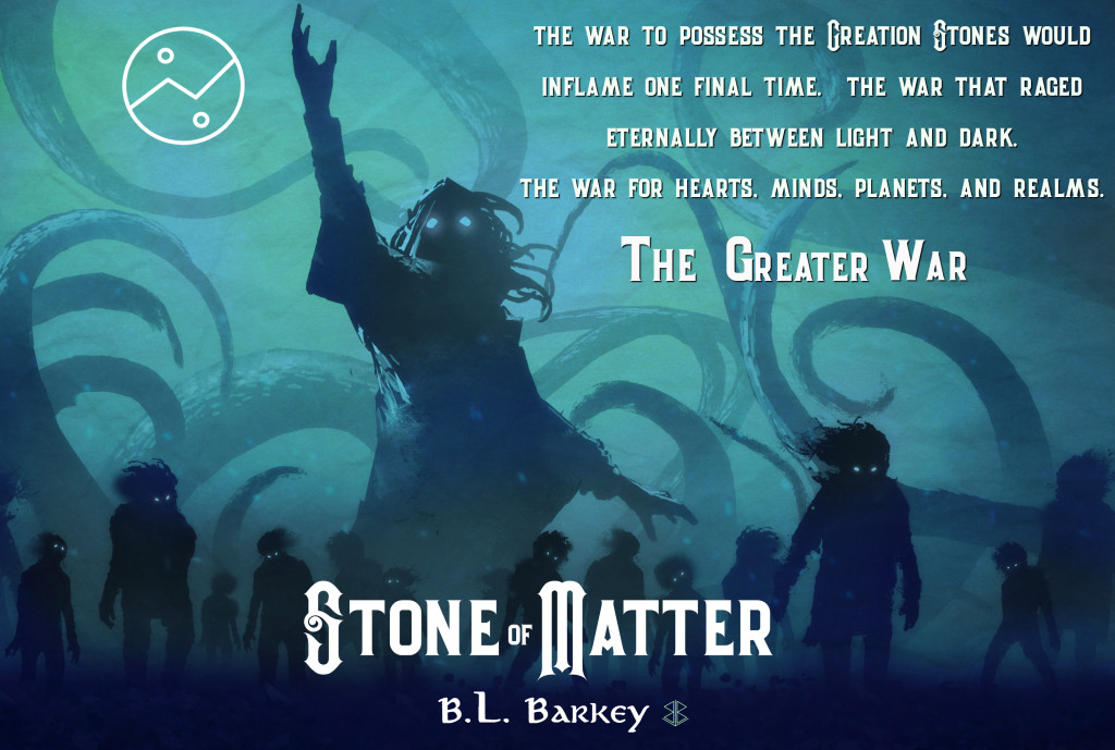 Quote 2: Stone of Matter by B.L. Barkey, author | Tour organized by XPresso Book Tours | www.angeleya.com